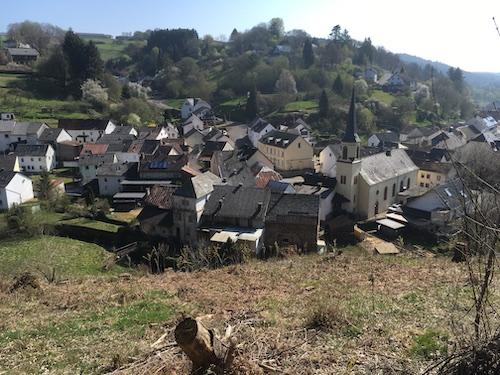 Vakantiehuisje in de Eifel